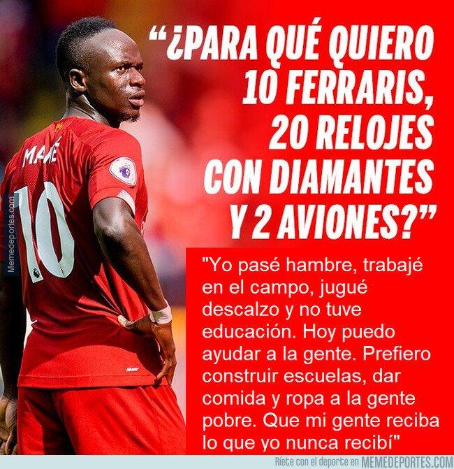 1088647 - Sadio Mané gran futbolista, mejor ser humano