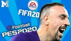 Enlace a La diferencia entre PES y FIFA con Ribéry por la que el francés se quejó a EA Sports
