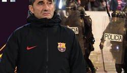 Enlace a Valverde crea una gran polémica al decir esto sobre el Procés y el Barça