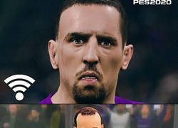 Enlace a Como han maltratado a Ribéry