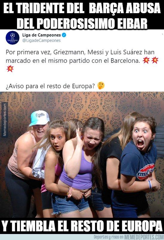 1088782 - El Barça  empieza a dar miedo
