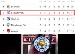 Enlace a Hora de volver a ser fan del Leicester