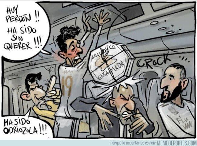 1088860 - Viaje fallido a Mallorca, por @yesnocse