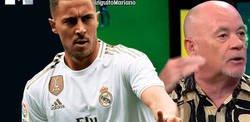 Enlace a Indignación total por esto que dijo Alfredo Duro sobre Hazard después de tener un hijo y perderse el partido del Real Madrid