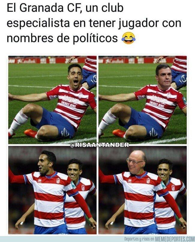 1088952 - Jugadores políticos
