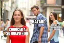 Enlace a Hazard y sus prioridades