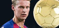Enlace a Estos son los 14 futbolistas que han sido nominados al Balón de Oro por primera vez