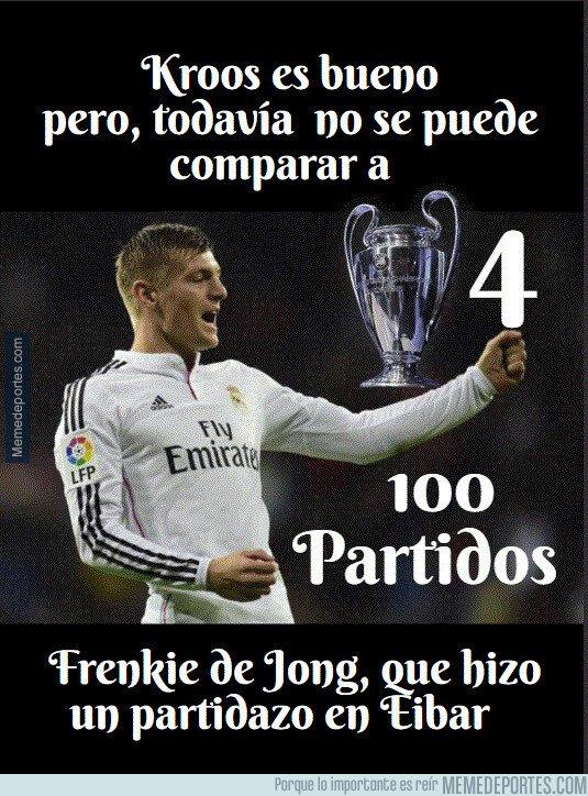 1089086 - Una Champions cada 25 partidos para Kroos