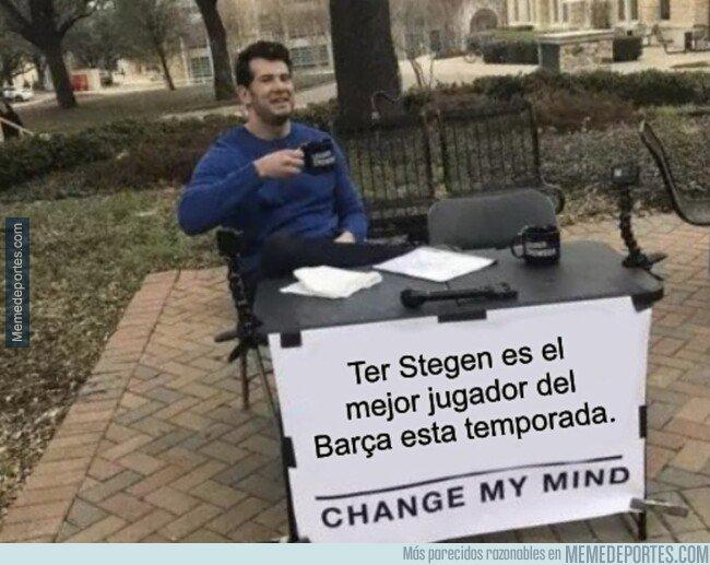 1089159 - Ter Stegen, el mejor desde hace años