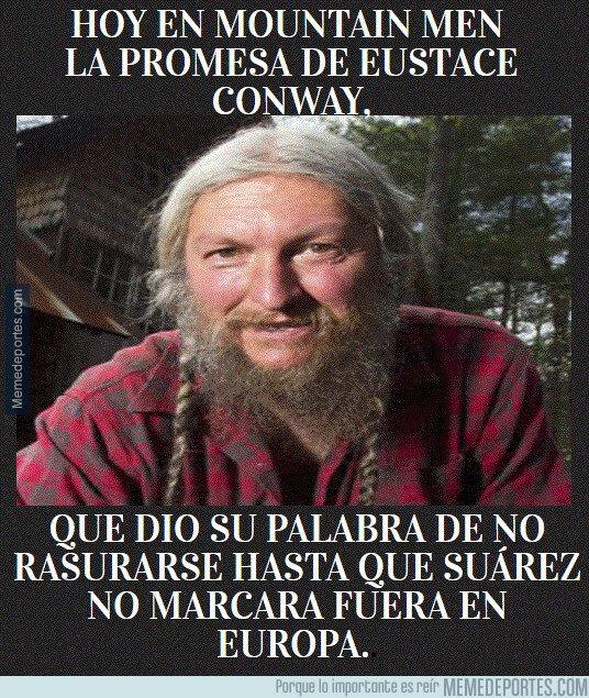 1089182 - HOY EN MOUNTAIN MEN LA PROMESA DE EUSTACE CONWAY