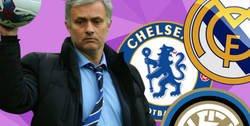 Enlace a Los 10 futbolistas que más partidos jugaron bajo las órdenes de José Mourinho
