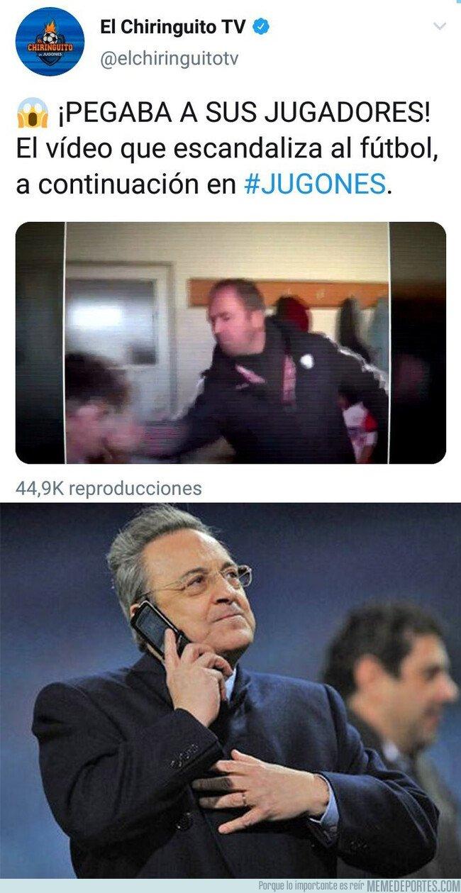 1089277 - El entrenador que necesita Florentino
