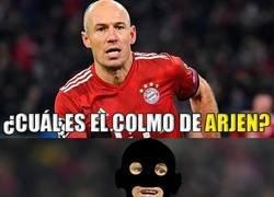 Enlace a Que le Robben...