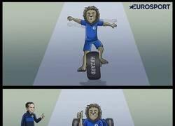 Enlace a Lampard le está dando estabilidad a este Chelsea, por @zezocartoons