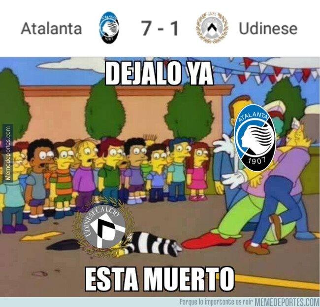 1089453 - El Atalanta apabulla al Udinese