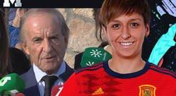 Enlace a La futbolista Marta Corredera le calla la boca a José María García tras decir todas estas burradas sobre el fútbol femenino