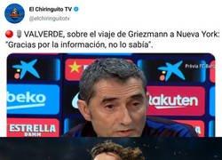 Enlace a ¿Valverde pinta algo en el club?