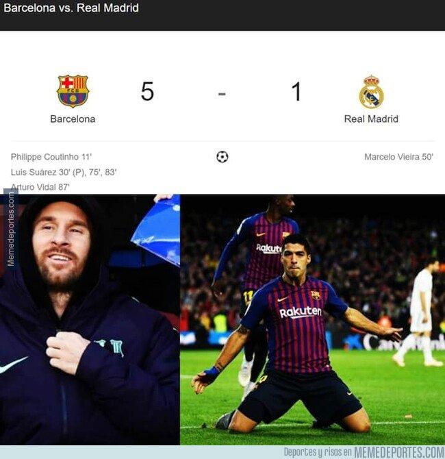 1089527 - Y sin Messi...
