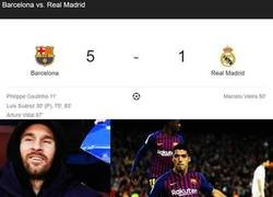 Enlace a Y sin Messi...
