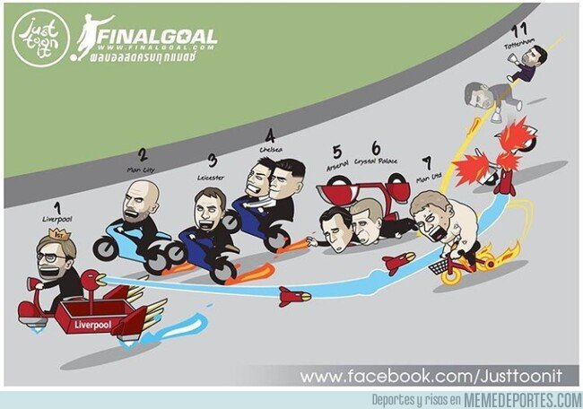 1089556 - Si la Premier fuera un circuito de Mario Kart, por @justoonit_th