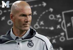 Enlace a Las mejores frases de Zidane que no se estudiarán en los colegios en un futuro. Que grande es este hombre, por dios.