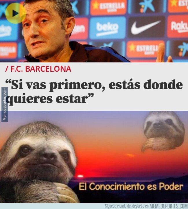 1089813 - Valverde es un sabio incomprendido