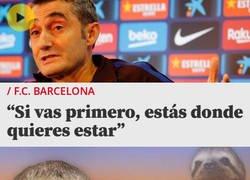 Enlace a Valverde es un sabio incomprendido
