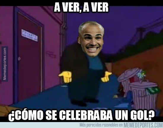 1089934 - Cuando Sandro marca un gol 2 años y medio después