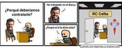 Enlace a Las negociaciones con Óscar García fueron sencillas