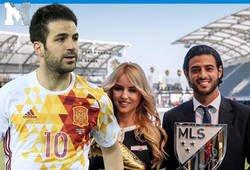 Enlace a Carlos Vela es elegido el MVP de la MLS y Cesc Fábregas aprovecha para lanzarle un dardo indirectamente a Zlatan Ibrahimovic