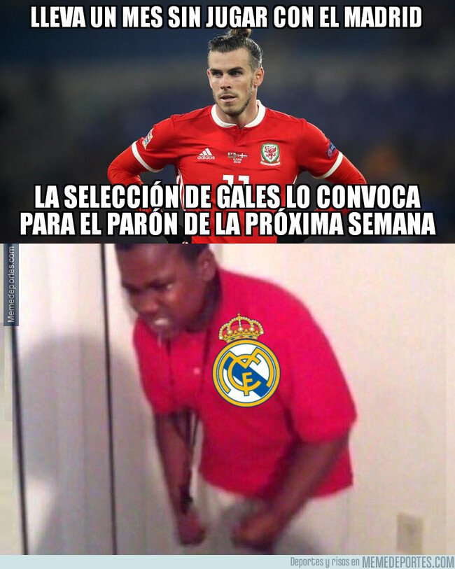 1090118 - El Madrid ya se ha hartado de Gareth Bale