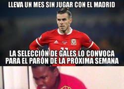 Enlace a El Madrid ya se ha hartado de Gareth Bale