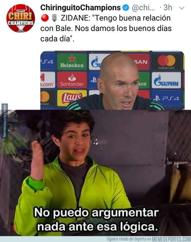 1090131 - La férrea amistad entre Bale y Zidane