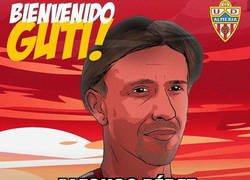 Enlace a CM del Almería, ¿seguro que ese es Guti?