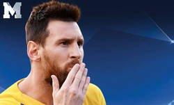 Enlace a Los titulares cuando gana Messi, cuando pierde el Barça en la COPE