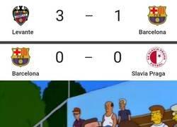 Enlace a Menos mal que se aplazó el Barça - Real Madrid