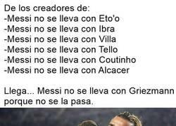 Enlace a Esto es lo que ha logrado Valverde: Que llamen 'egoísta' al jugador con más asistencias y chances creadas de Europa en los últimos 5 años.