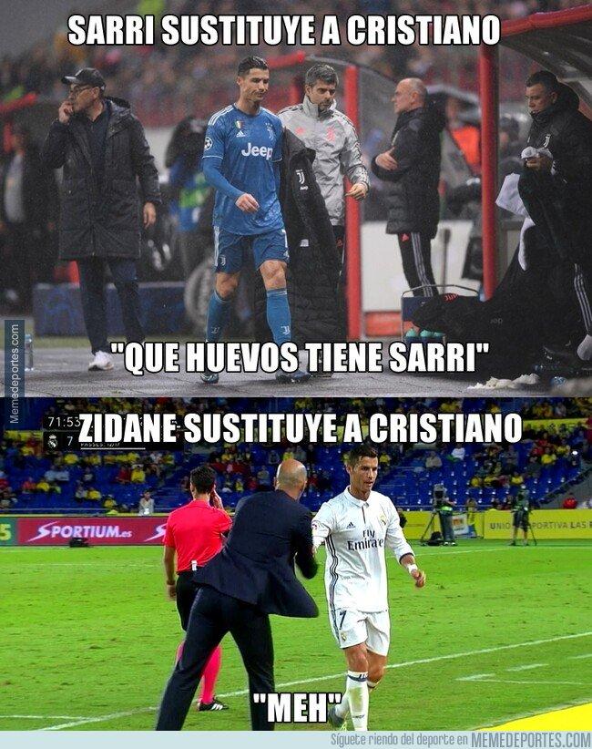 1090317 - ¿Por qué nadie dijo nada de Zidane entonces?