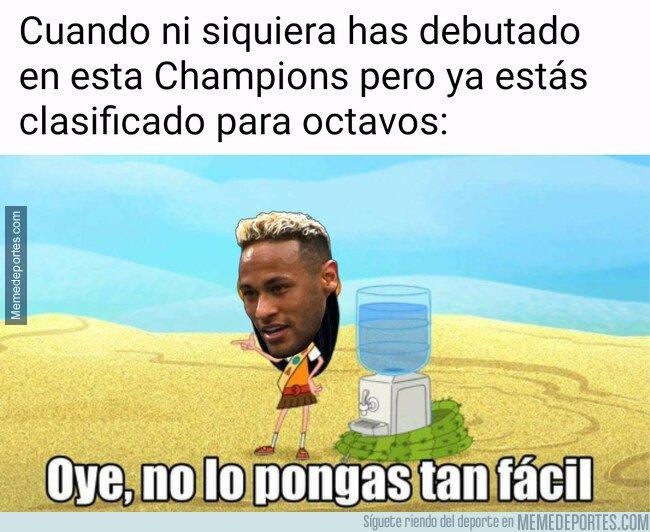 1090353 - Neymar está dentro sin despeinarse