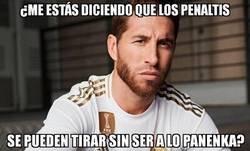 Enlace a Ramos no se cree lo que oye
