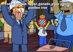Enlace a Españoles en Europa League