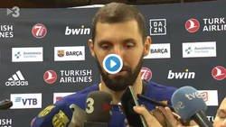 Enlace a El hachazo descomunal de Nikola Mirotic a todos sus críticos desde que llegó al Barça y que dolerá a los madridistas