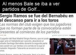 Enlace a No es nueva esta actitud en el Bernabéu