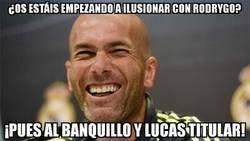 Enlace a Zidane es un auténtico troll