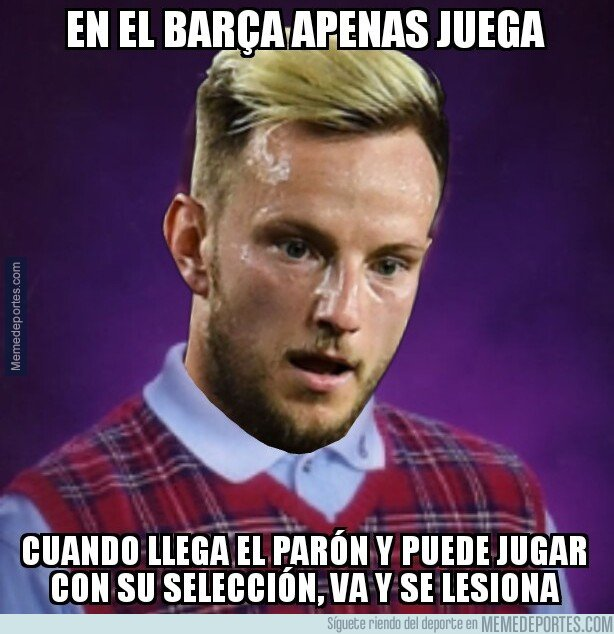 1090851 - Bad Luck Rakitic