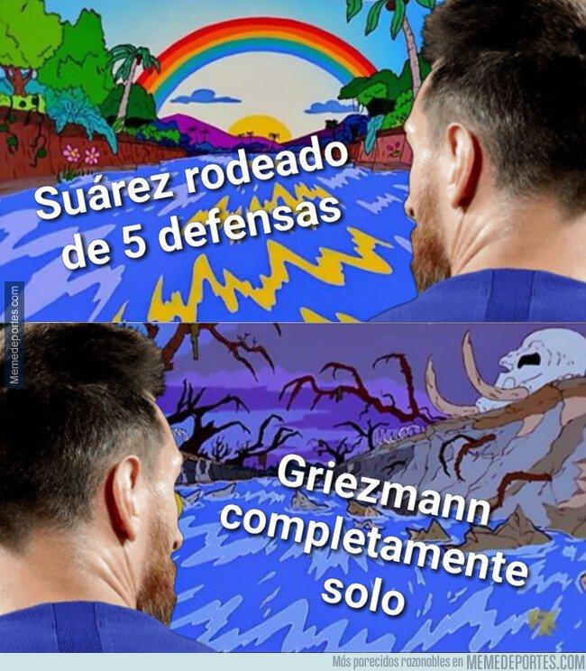 1090872 - La visión de Messi sobre el terreno de juego