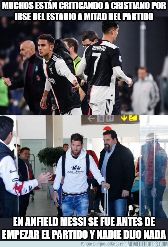 1090914 - Messi hizo igual y nadie dijo nada
