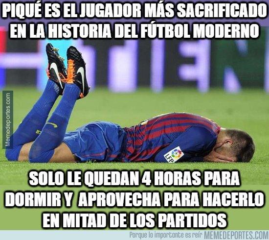1090916 - Piqué, el héroe del fútbol