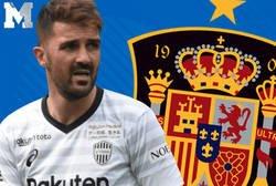 Enlace a El XI ideal de futbolistas con los que ha jugado David Villa