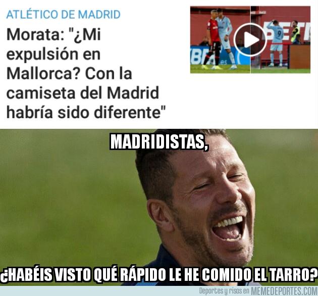 1091026 - Morata ya es todo un 'Cholito'